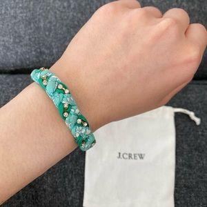 J. Crew Liberty London Braided Bracelet